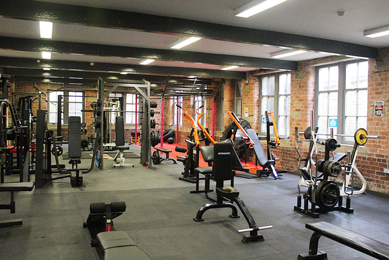 Our Gym Sovereign Fitness